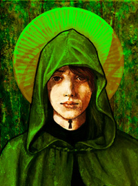 Свет, монахиня